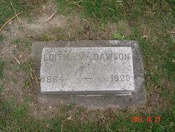 Edith M Dawson
