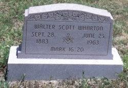 Walter Scott Wharton