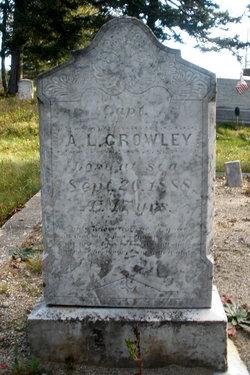 Capt Almond Libby Crowley