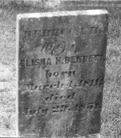 Rebecca D. Bennett
