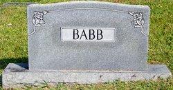 John Lloyd Babb