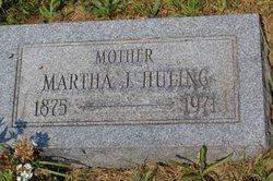 Martha Jane <i>Glunt</i> Huling
