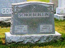 Mary B. Schoeberlein