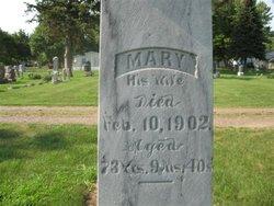 Mary Elizabeth <i>Cresswell</i> Reed