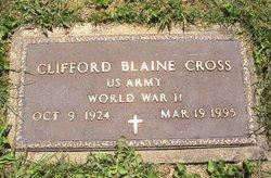 Clifford Blaine Cross