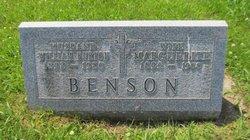 Marguerite <i>Mathews</i> Benson