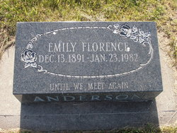 Emily Florence Anderson