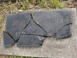 John Leonard Alexander