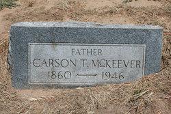 Carson T. McKeever