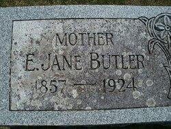 Eliza Jane <i>Neill</i> Butler