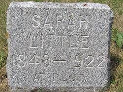 Sarah <i>Diezard</i> Little