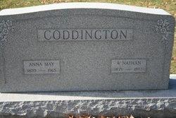 Anna Jane <i>May</i> Coddington