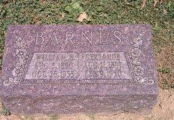 Gertrude <i>Hendren</i> Barnes