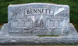 Mable Leona <i>Williams</i> Bennett