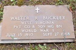 Walter Buckley