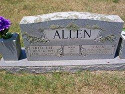 Lizzie <i>Edens</i> Allen