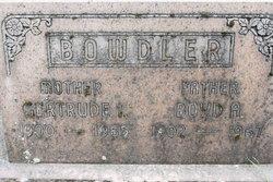 Boyd A. Bowdler