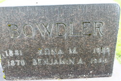 Benjamin A. Bowdler