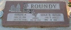 Verla <i>Butler</i> Roundy