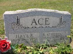 Katherine Laverna <i>Lowers</i> Ace