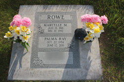 Marcelle M. Rowe