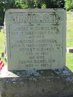 Selma <i>Danielson</i> Baker
