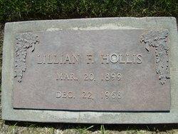 Lillian Frances <i>Finkbeiner</i> Hollis