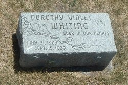 Dorothy Violet Whiting