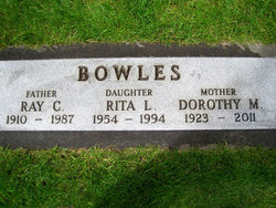 Ray C. Bowles
