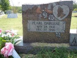Pearl Darlene <i>Bowman</i> Anderson