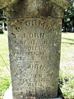 John P Ormsby