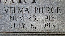 Velma <i>Pierce</i> Barnhart