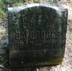 Lois A Baybrooks
