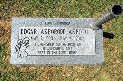 Edgar Akporode Akpotu