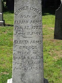 Esther <i>Lyman</i> Arms
