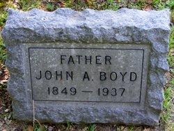 John A Boyd