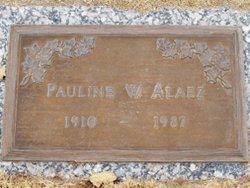 Pauline W Alaez
