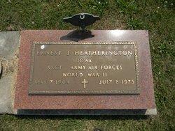 Ernest J. Heatherington