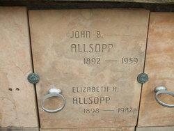 John B. Allsopp