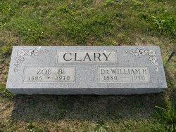 Dr William H Clary