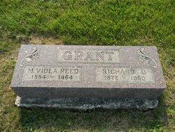 M. Viola <i>Reed</i> Grant