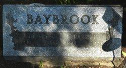 Ross C Baybrook
