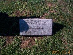 Ann <i>Curtis</i> Cromwell
