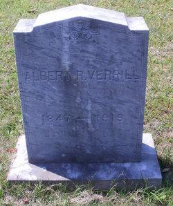Albert R. Verrill