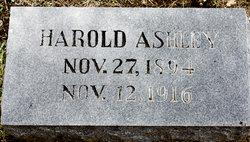Harold Ashley Crockett
