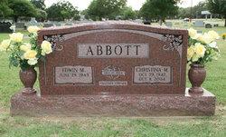 Christina M Abbott