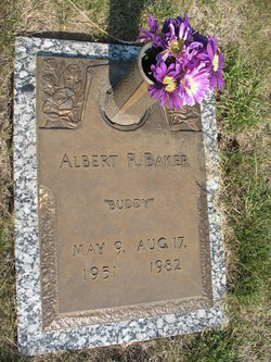 Albert R Buddy Baker