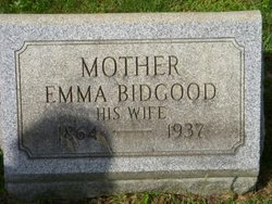 Emma <i>Bidgood</i> Jeffery