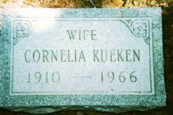 Cornellia Lena <i>Van Zylen</i> Kueken