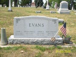 Edwin D. Evans